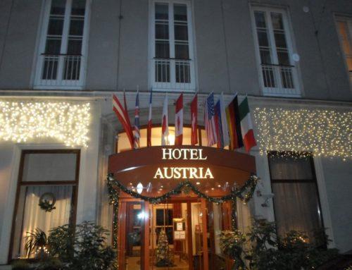 Hotel Austria Karigl, Wolfengasse, Viedeň – TOSHIBA