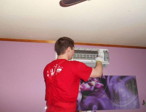 Servis klimatizačných zariadení – Kitsee – AT