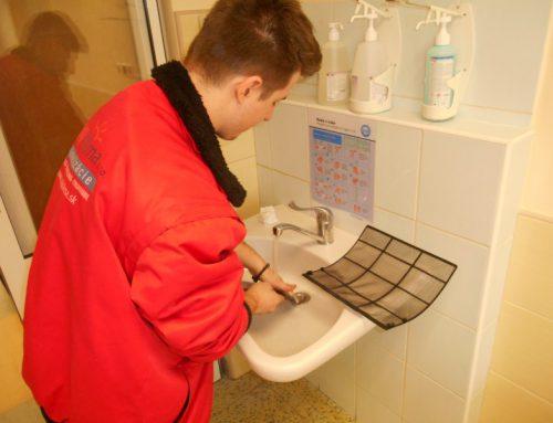 Servis klimatizačných zariadeni dialyzačné stredisko Komárno