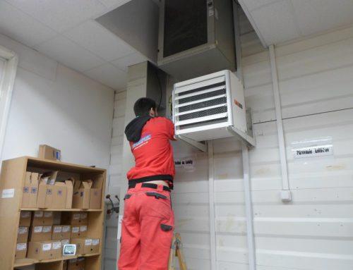 SAMSUNG Galanta – montáž elektr. ohrievača NEVADA