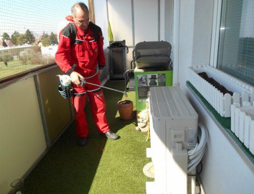 Servis klimatizačných zariadení p. Martin Frickie, Viedeň, MIDEA