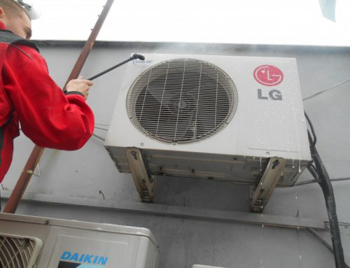 Servis klimatizačných zariadení – SLOVANET a.s. Západ, Stred