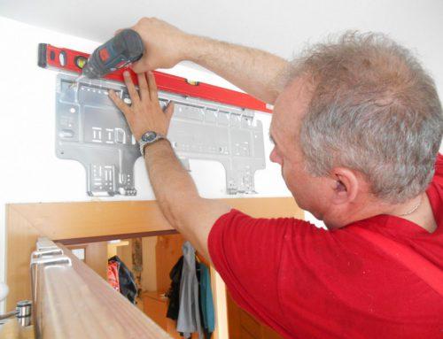 Montáž klimatizačnej jednotky – byt Viedeň