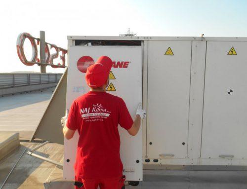 Servis klimazitačných zariadení – Praha