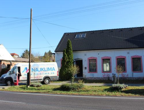 Reštaurácia Devínska Nová Ves  – vzduchotechnika